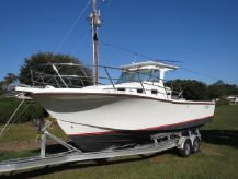 2001 True World Marine TE287