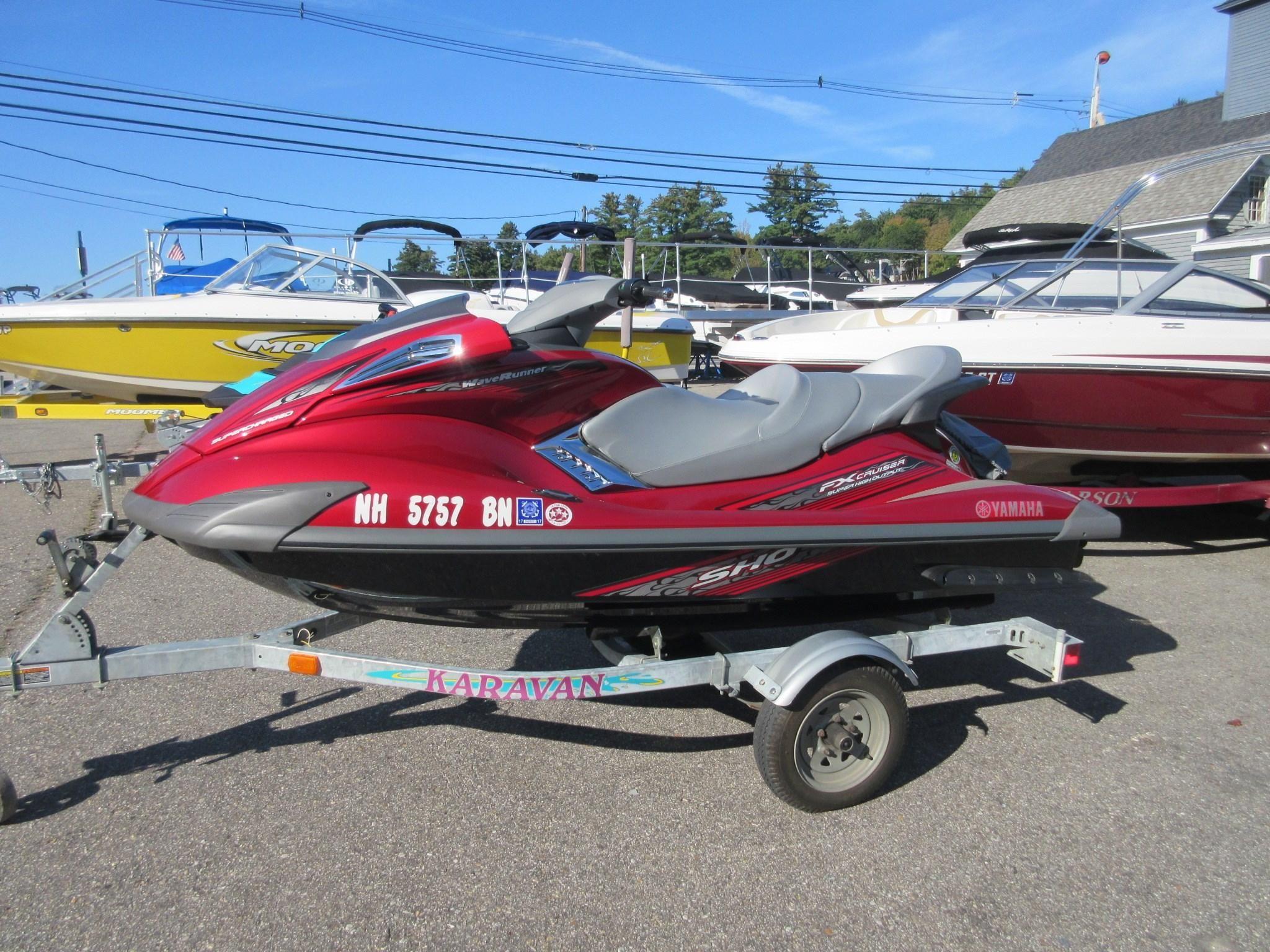 2009 yamaha waverunner fx cruiser sho power boat for sale for Yamaha fx cruiser