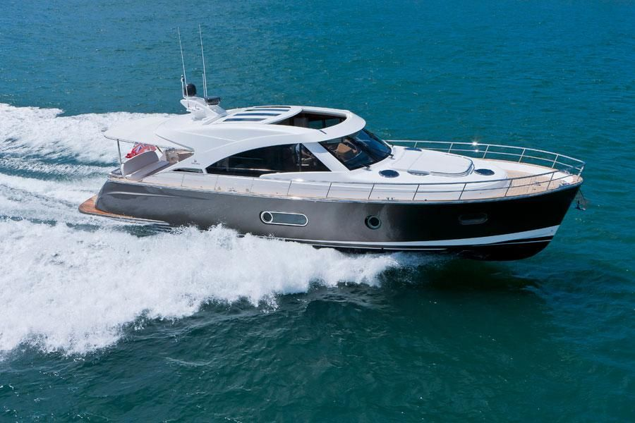2017 Belize 54 Hardtop Power Boat For Sale