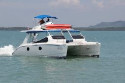 2012 Custom Made Open Catamaran 29
