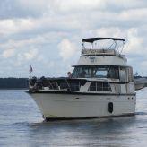 1977 Hatteras Double Cabin Motor Yacht