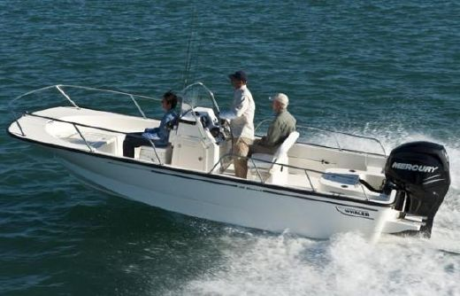 2012 Boston Whaler 190 Montauk