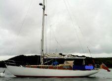 1958 Robert Clark Bermudan sloop