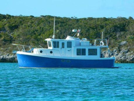 2001 American Tug 34