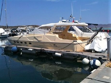 1981 Alfamarine BRONTE 40 S