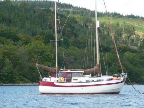 1973 Coaster 33 Ketch Motor Sailer