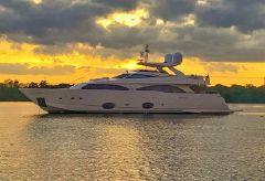 2011 Ferretti Yachts Custom Line 97