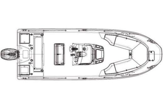 2011 Boston Whaler 230 Dauntless