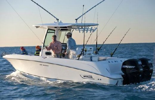 2015 Boston Whaler 250 Outrage