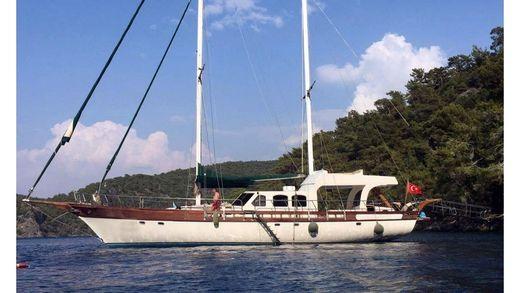 2006 Motorsailer Yacht 2006/2011