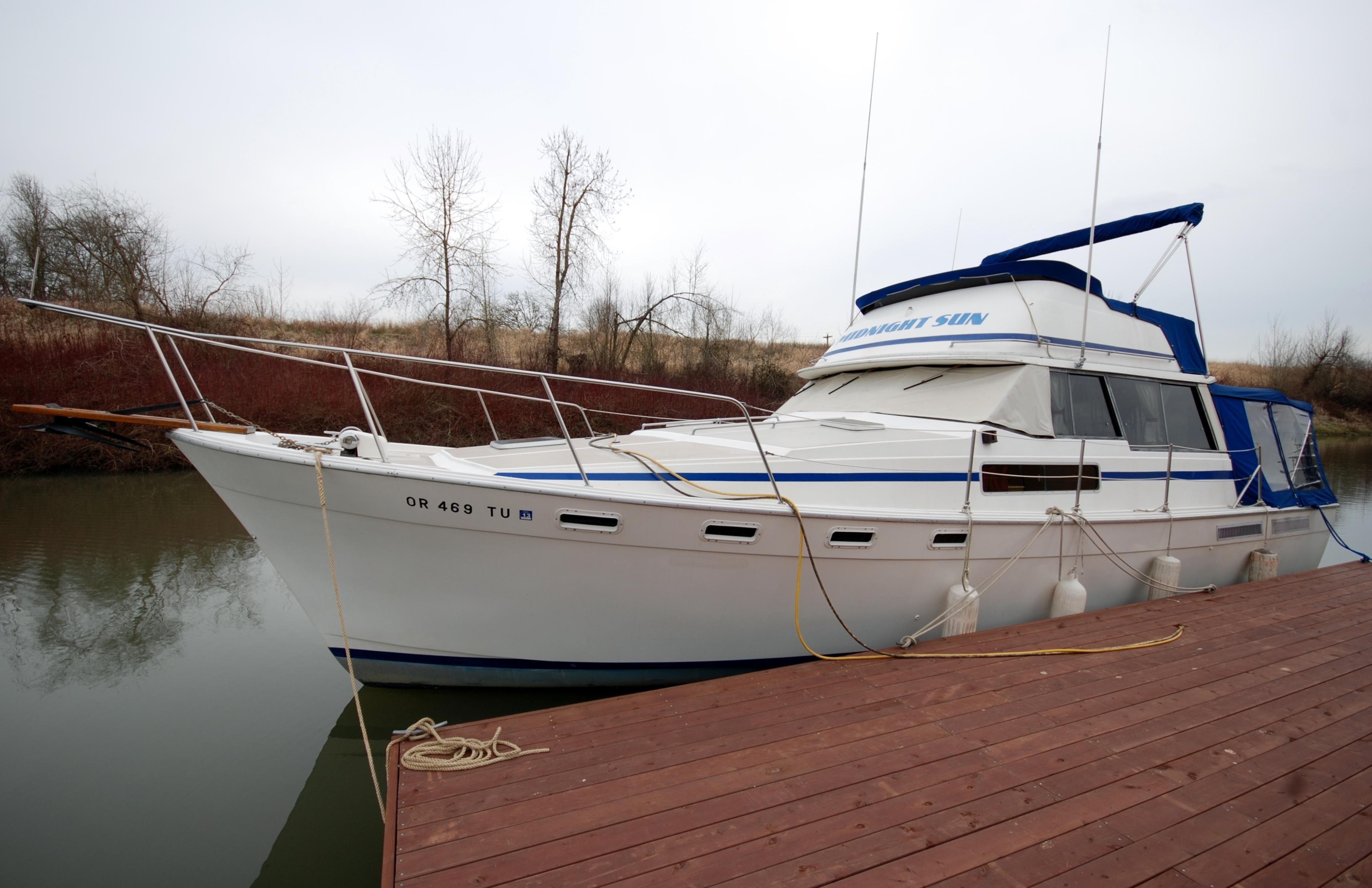 1984 celebrity boat for sale