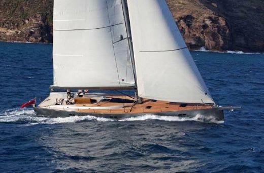 2010 Carbon Ocean Yachts 82
