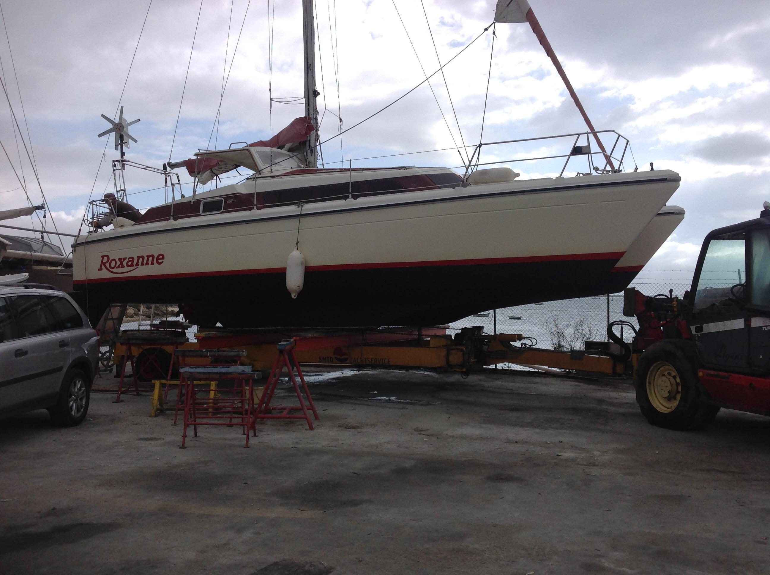 Boats For Sale In Tn >> 1988 Prout Catamarans SNOWGOOSE 37 Elite Sail Boat For Sale - www.yachtworld.com