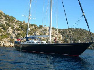 1989 Sparkman & Stephens Ketch 25m