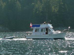1977 Kong & Halvorsen Trawler (Sedan)