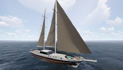 2018 Custom Gulet Ketch 115