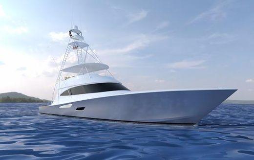 2016 Viking Yachts 80 Enclosed Bridge