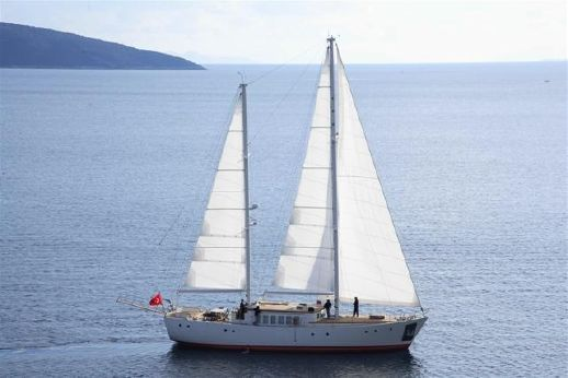 2010 Aegean Yacht Ketch