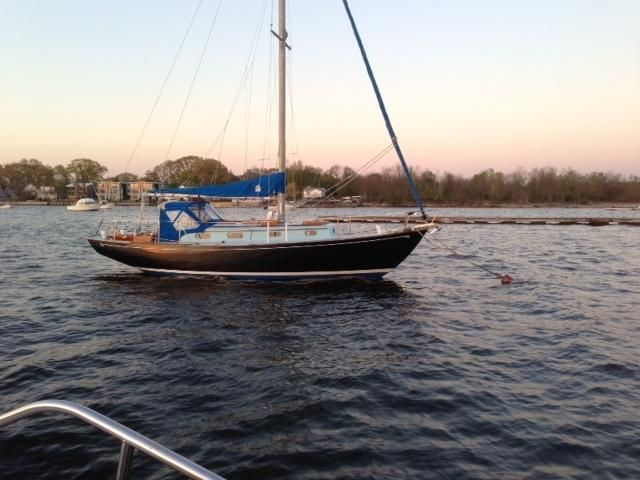 . 1963 Hinckley 30 Sail Boat For Sale   www yachtworld com