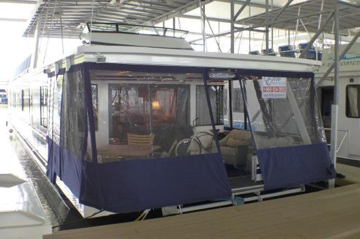 2001 Stardust 16x76 Houseboat