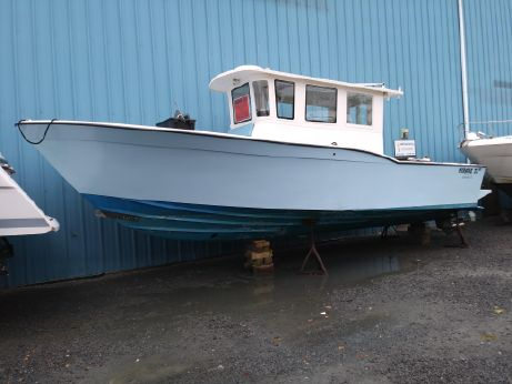 2013 Mirage Manufacturing 32 Sportfish Pilothouse