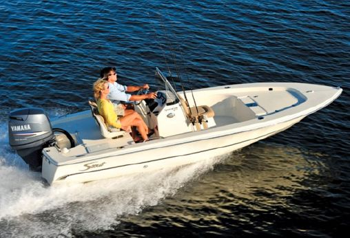 2017 Scout Boats 177 Sportfish
