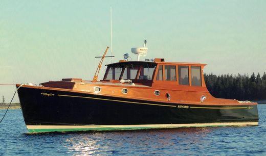 1963 Bunker & Ellis Picnic Boat