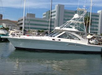 2008 Riviera 48 Offshore Express