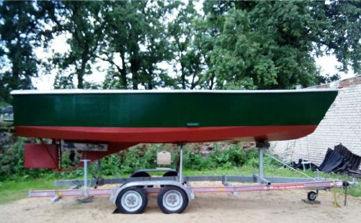 2003 A. Werner Alu-Boot