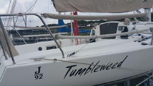 1993 J/boats J/92