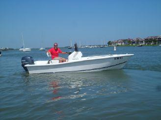 2010 Palm Beach 161 DL