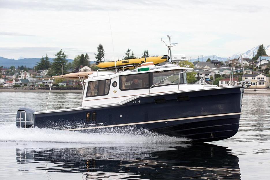 2018 Ranger Tugs R 27 Power Boat For Sale Www Yachtworld Com