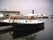 1987 Crosby Yacht Yard 24 STRIPER
