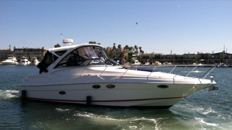 Regal 38 Express cruiser for sale