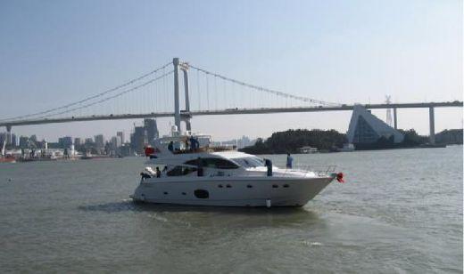 2011 Hansheng Yachts Gallop 62.8
