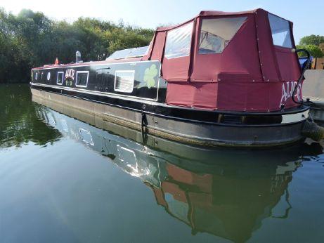 2011 Wide Beam Narrowboat 60 x 13 Collingwood
