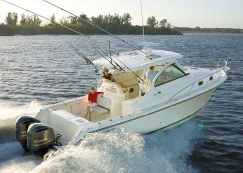 2010 Pursuit OS 345 Offshore