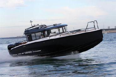 2015 Xo Boats XO 270 RS Front Cabin OB