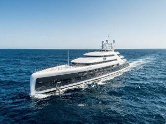 2018 Pride Mega Yachts 88.5m