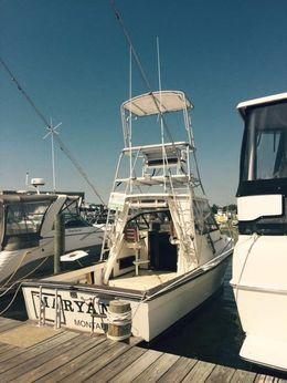 1983 Topaz 29 Express Sportfish