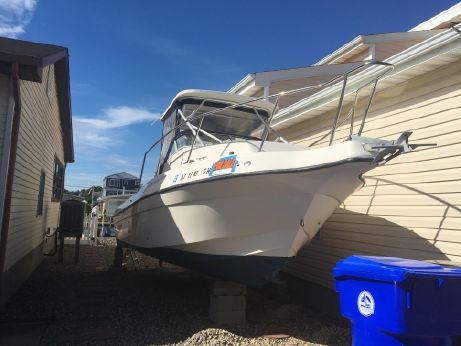 2002 Sea Sport 2600 Walk Around