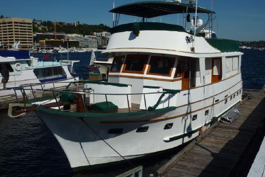1986 Marine Trader 50 Motor Yacht