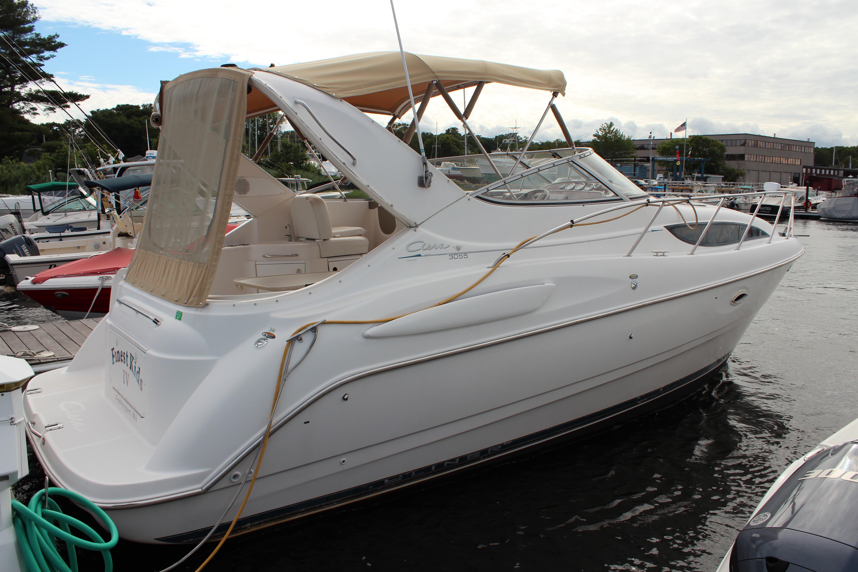 2001 bayliner 3055 ciera power boat for sale
