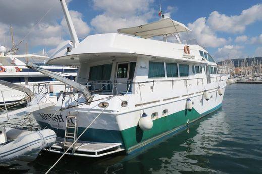 1983 Benetti Motor Yacht 24 metri