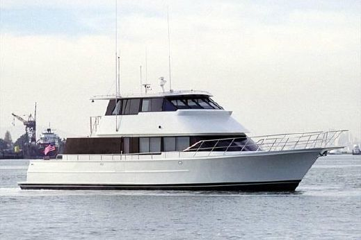 1989 Laconner Pilothouse