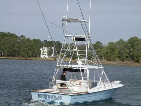 1997 Strike 29 Open Fisherman Diesel
