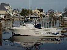 1997 Baha Cruisers 240 Fisherman