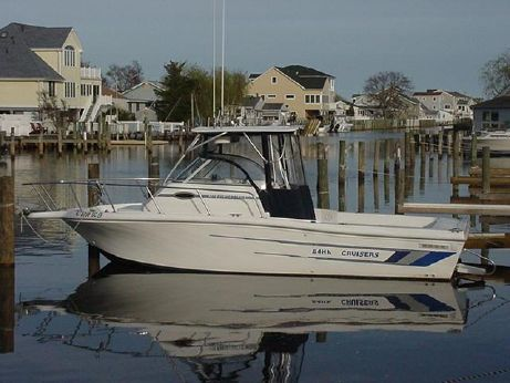 1997 Baha Cruisers 240 Fisherman