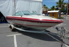 1988 Sea Ray 18 Seville