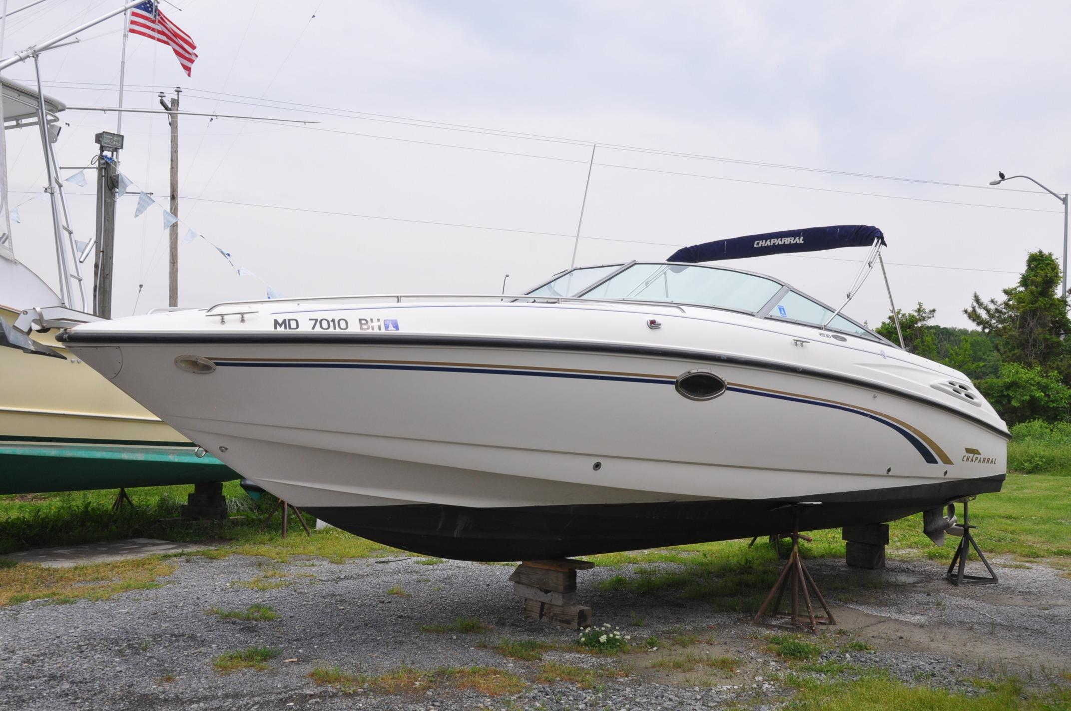 28 ft 1999 chaparral 2830 ss